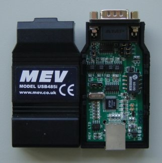 USB485i - USB to RS485 Serial Converter